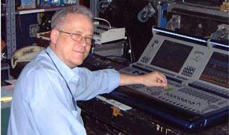 Bernie Davis Television Lighting Director